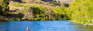 oregon fly fishing